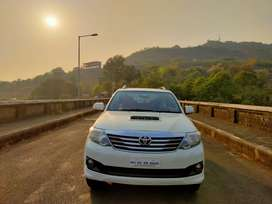 Showroom Condition Fortuner TRD Sportivo Automatic