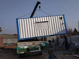 / container storage/refer container/ living house container