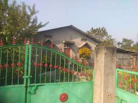Assam type house with 2 Katha land