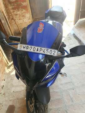 Yamaha r15 version 3.01