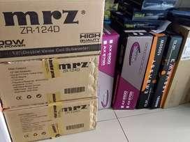 Paket audio sound mobil
