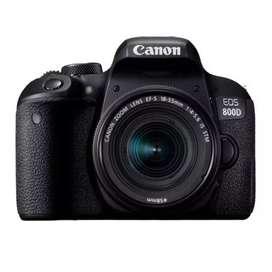 Canon eos 800d baru