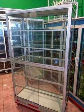 steling aluminium multi fungsi uk 90 cm