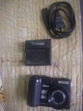 Camera nikon coolpix p5100