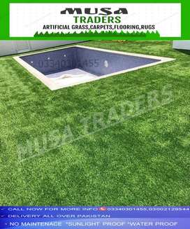 fresh and real look Artificial grass