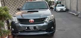 Fortuner 2,5G AT nego