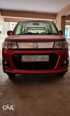 Maruti Suzuki Wagon R 1.0 2018 Petrol Well Maintained automatic.