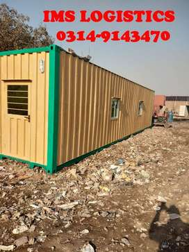 Portable Kitchen Container, Prefab Servant Quarter For Sale