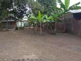 Dijual tanah milik pribadi di karanglewas kidul