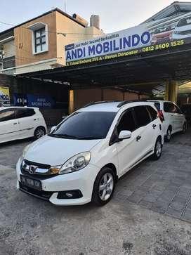 Mobilio E matic 2015 asbal samsat baru kilometer 40.000 barang ori