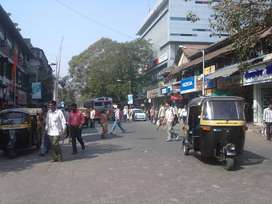 Commercial Shop for Sale in Mulund West.