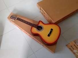 Gitar akustik untuk pemula