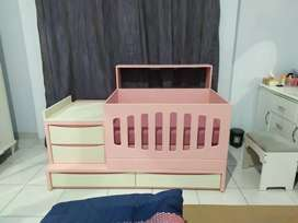 BOX BABY PINK / TEMPAT TIDUR