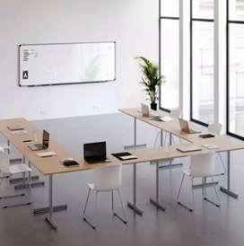Meja CPU meja baca meja meeting meja rapat meja kerja meja belajar