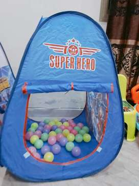 Kids tent without  balls
