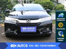 [OLX Autos] Honda City 1.5 E A/T 2014 Hitam