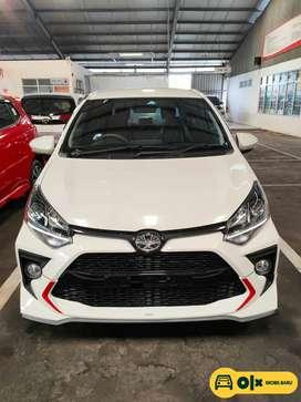 [Mobil Baru] HOT SALE TOYOTA AGYA TRD 2020