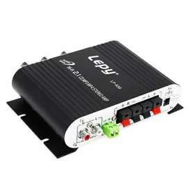 Amplifier Hi-Fi Stereo Nikmati kualitas suara yang dahsyat dan jernih
