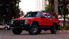 Jual Jeep Cherokee Sport 4.0 At