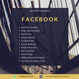 Digital Marketing | Face Book Page Advertisement | FB Lead generate