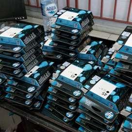 Terimajual beli catridge tinta/toner printer Baru original dan bekas