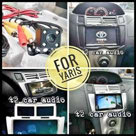 Dvd 2din for YARIS android link led 7inc full hd harga grosir gan