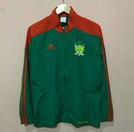Adidas jacket green