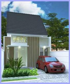 Rumah Baru Minimalis Dalam Kawasan Perumahan Seloharjo Pundong