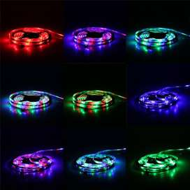 RGB strip lights Remote control 16ft