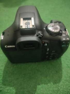 Canon 1500 DSLR