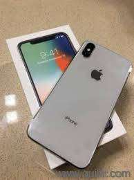 Apple I Phone X are available on Good price with COD service.64 GB RO