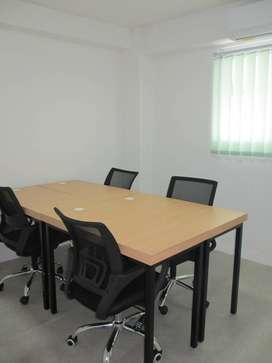 Soft Opening Private Office Ideazone 2jutaan Muat untuk 4 Orang