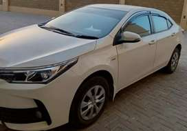 Corolla, Prado & Land Cruiser available on rent basis
