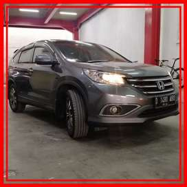 Honda CRV 2.4 AT 2013 Abu Abu