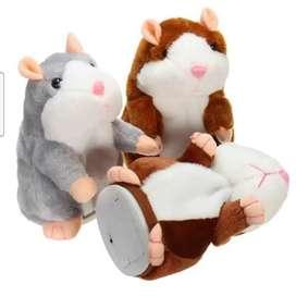 Mainan hamster bayi