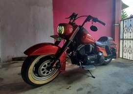 Kaisar ruby 250 cc custom bobber japstyle scrambler