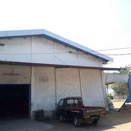 Pabrik selep padi di Madiun