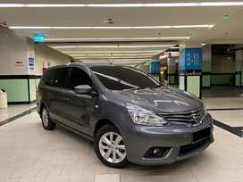 Nissan Livina L11 XV 2015 Grey on Beige Low km 4x.xxx on Going