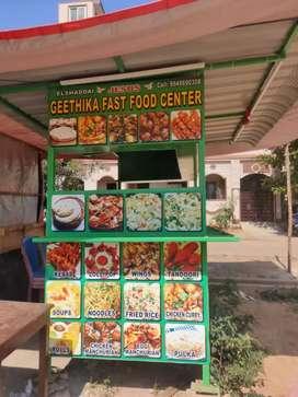 Geetika fast food