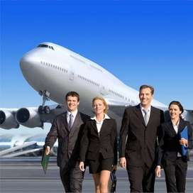 Offering full time job in Indigo Airlines company for all candidates