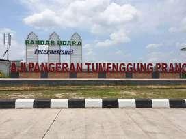 Tanah Dekat Bandara APT Pranoto Samarinda Murah