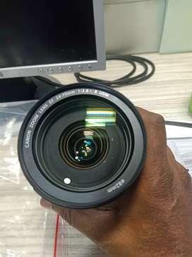 Canon 24-70 f2.8 Usm2 lens for saleavau