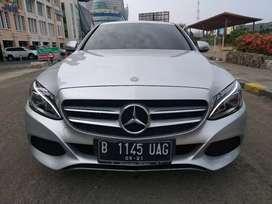 Mercedes-Benz C200 Avantgarde 2016 Silver