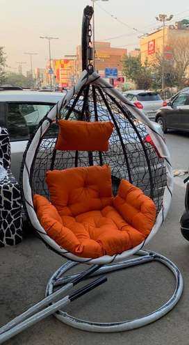 Swing chair for balcony, terrace and garden