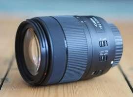 Canon 18-135 USM lens