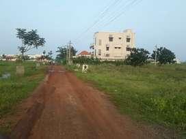 plot near vpr convention centre and ithaka,near kanuparthipadumainroad