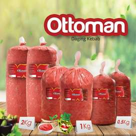 Daging Kebab Sapi Tanpa Tiang Ottoman 0,5KG
