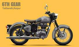 Royal Enfield with Easy And Quick Finance