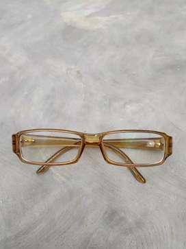 kacamata GUCCI original  size 53-15-130