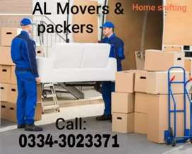 24/7 Moving Packing Shifting and Car Carrier Services